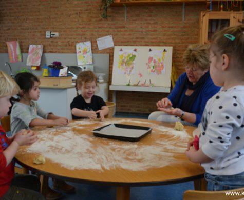 Peuterspeelzaal/peuteropvang 't Hummelhoekje verhuist na de zomer naar Kindercentrum Kierewam. Kierewam wordt hiermee een compleet kindercentrum.